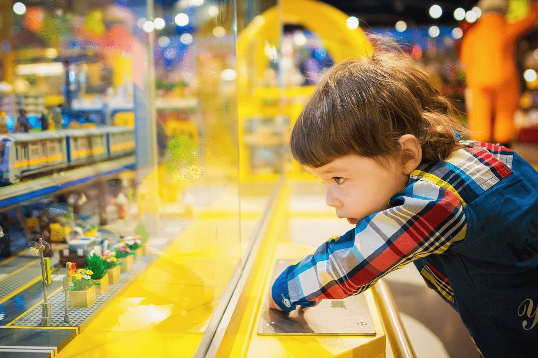 為孩子選擇安全的玩具