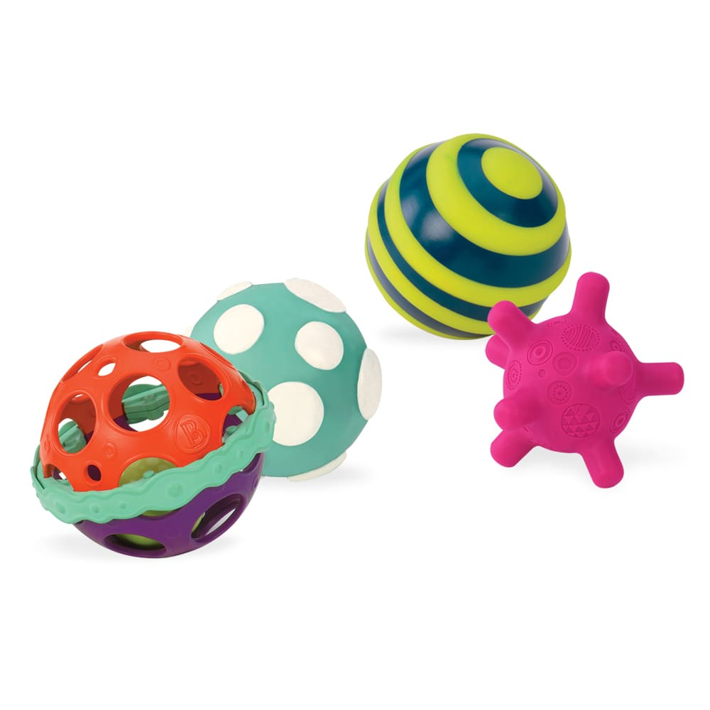 觸覺感統球