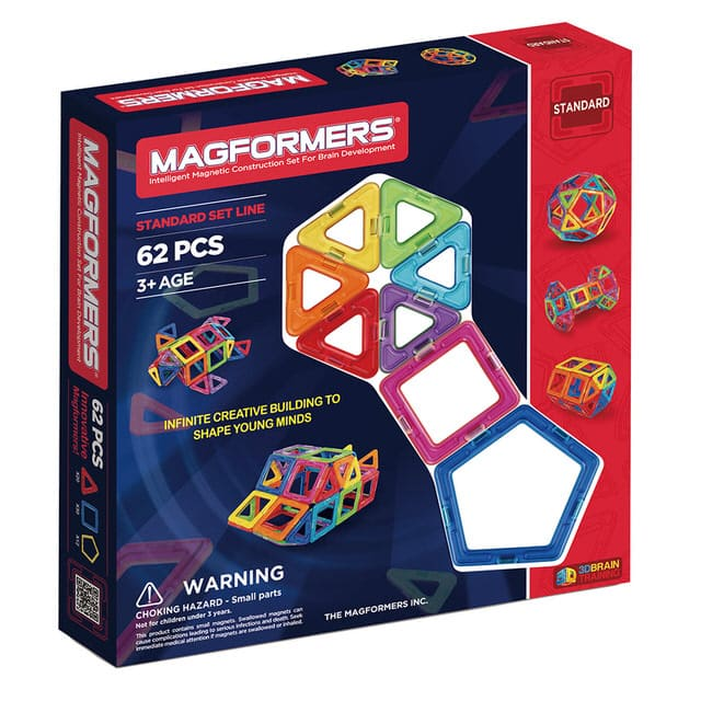 magformers 磁性建構片