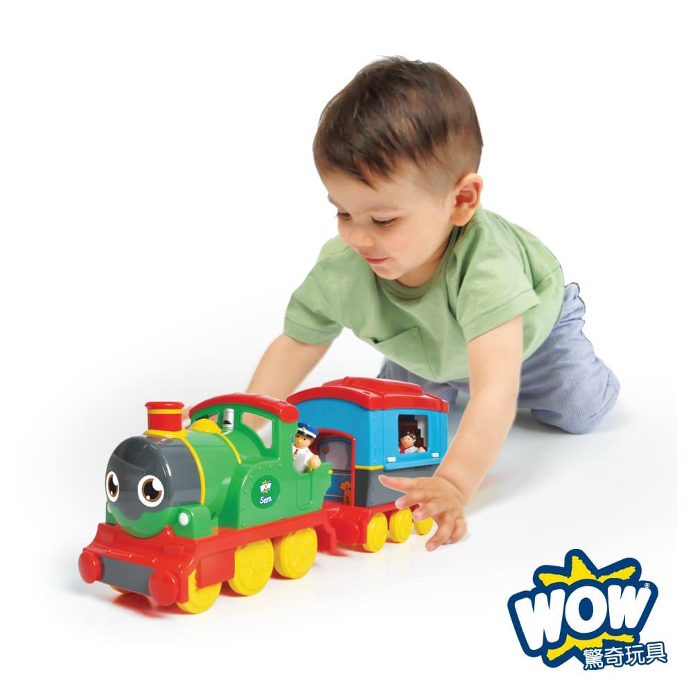 火車玩具推薦