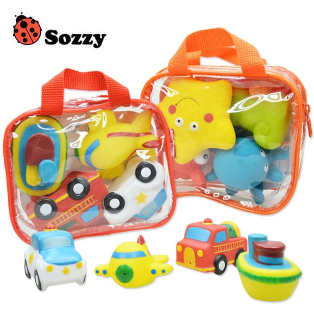 寶寶洗澡玩具