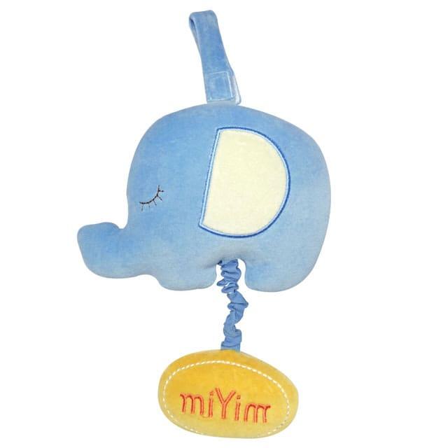 美國miYim有機棉音樂拉鈴