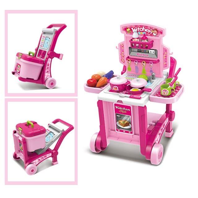 寶寶廚房玩具組