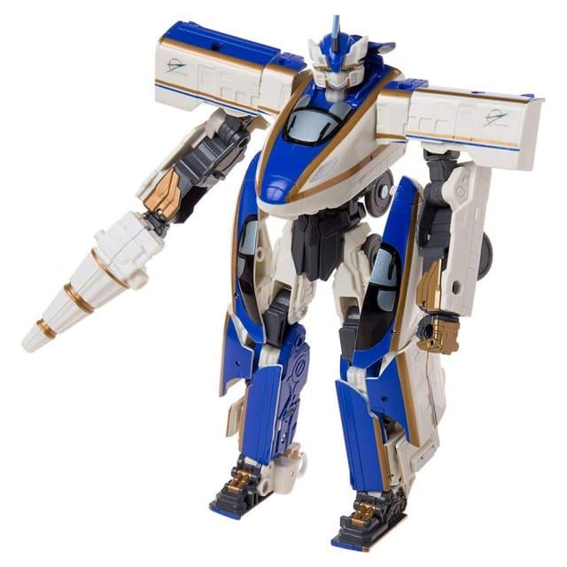 新幹線變形機器人-E7光輝號