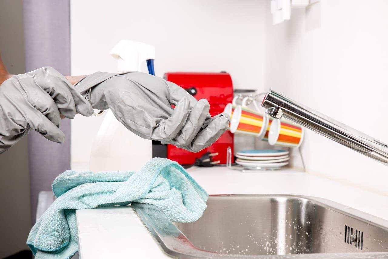 手洗清潔絨毛娃娃