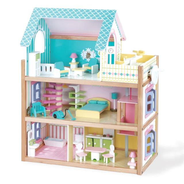 海岸別墅電梯娃娃屋