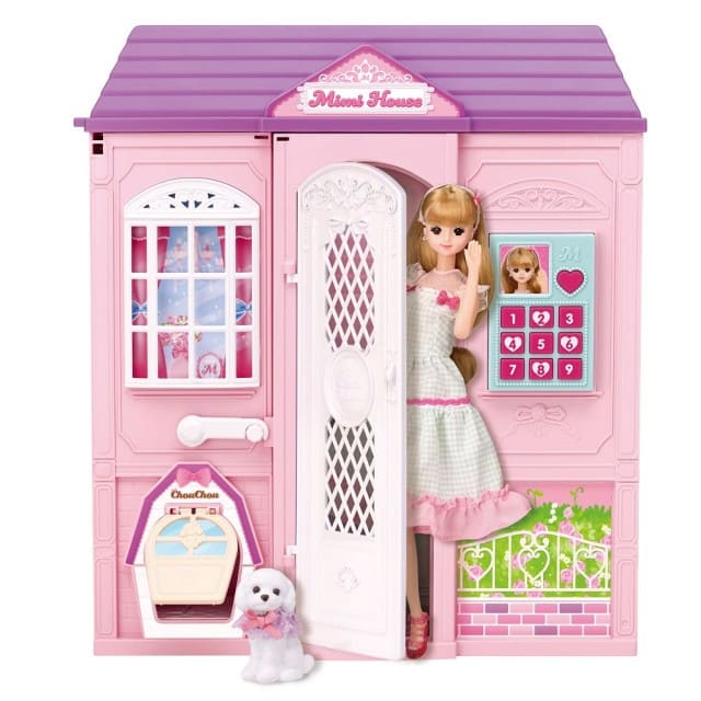 MIMI時尚豪華娃娃屋