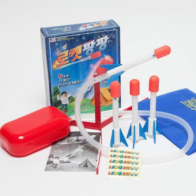 火箭發射玩具