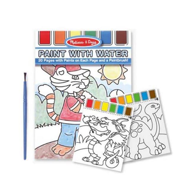 兒童水彩繪圖本