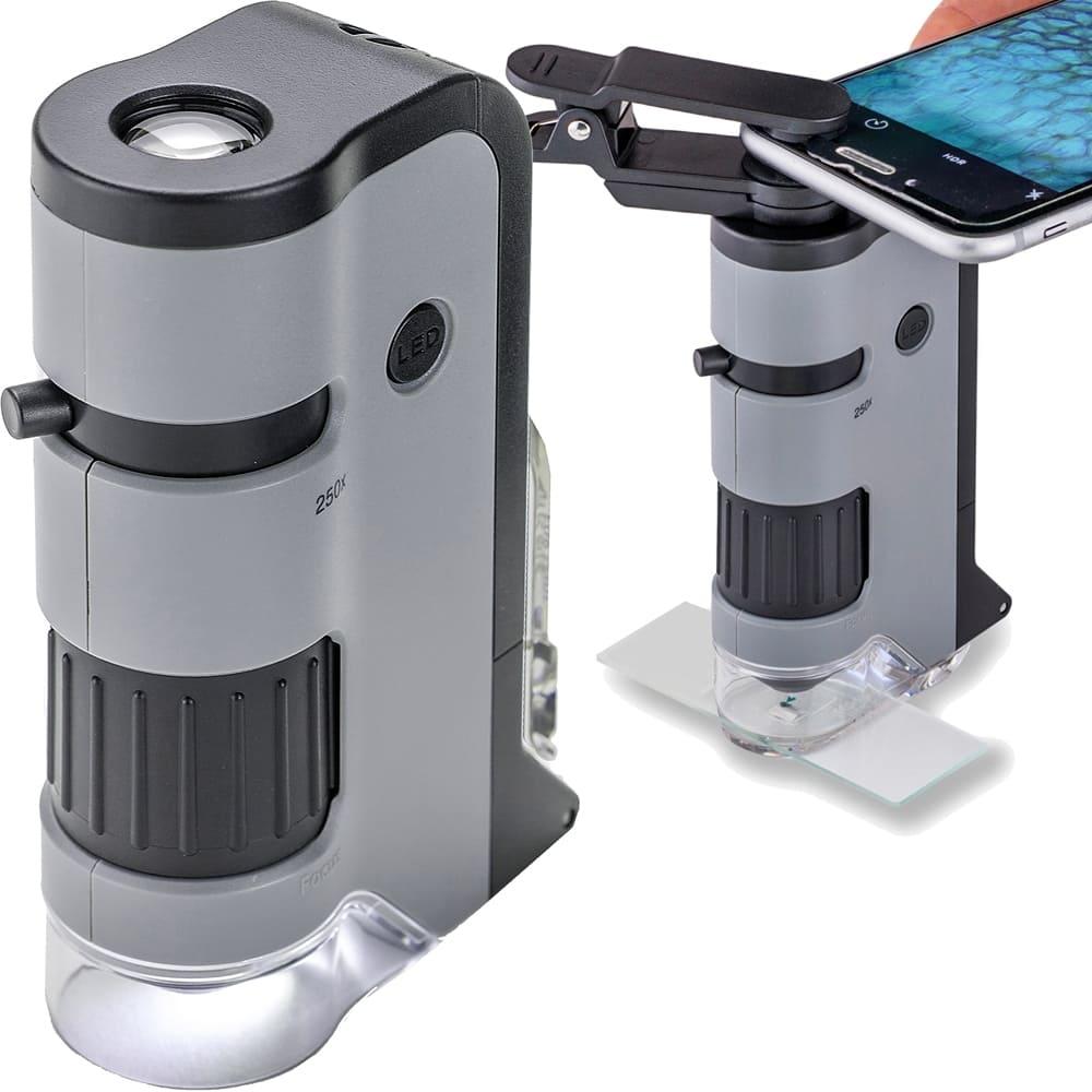 CARSON LED行動顯微鏡