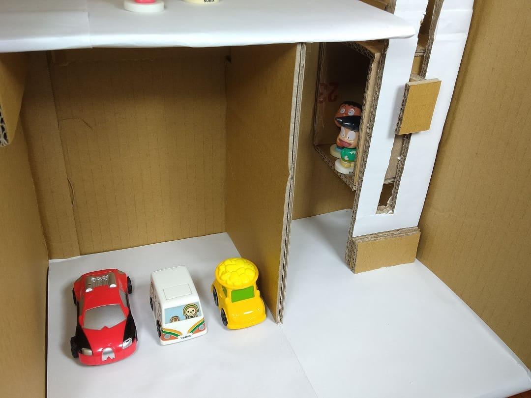 紙板電梯製作
