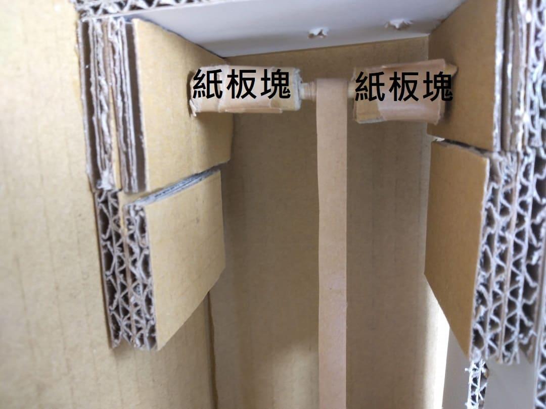 紙板升降機構