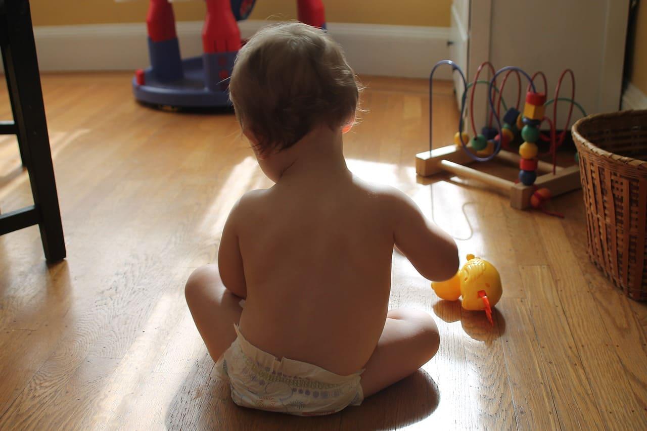 寶寶玩具類型