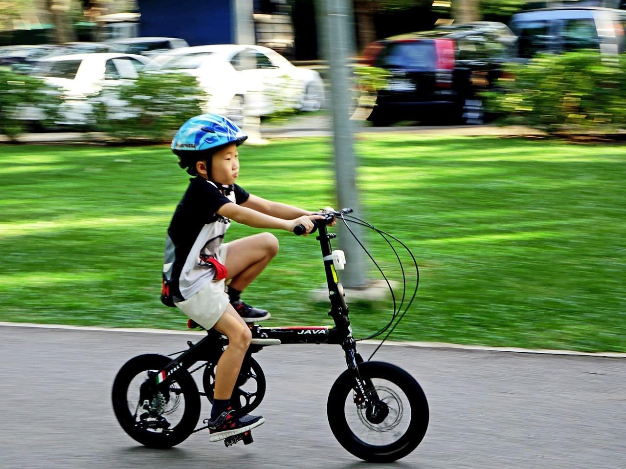 五歲男童禮物-腳踏車
