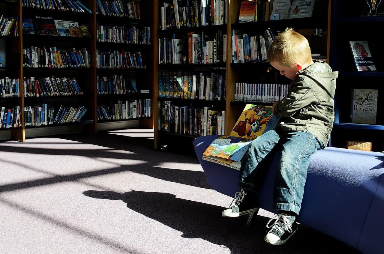 兒童閱讀活動