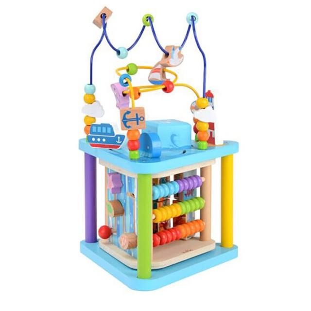 多功能益智繞珠玩具