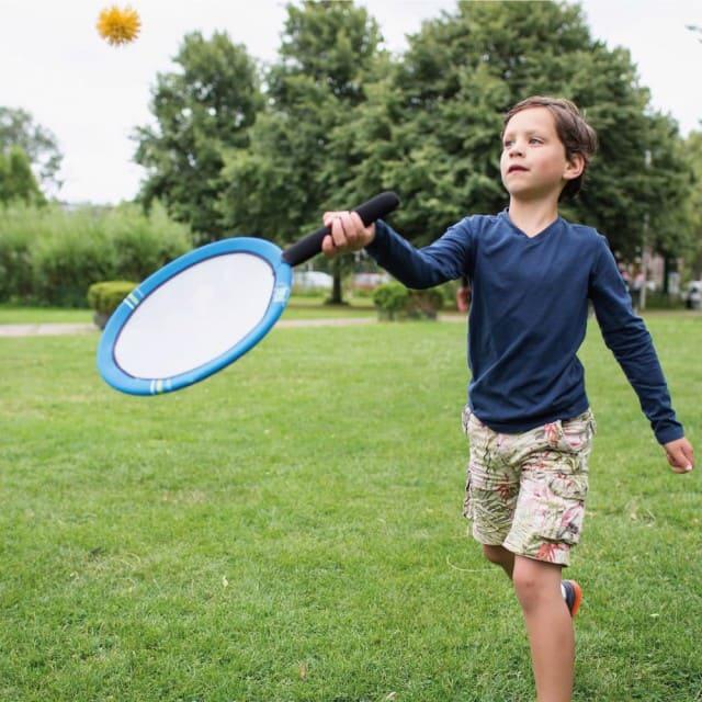 彈跳網球玩具