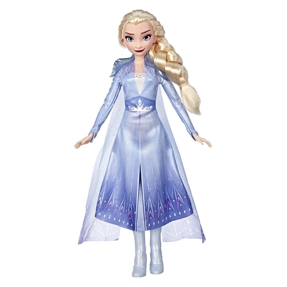 冰雪奇緣2 艾莎人偶