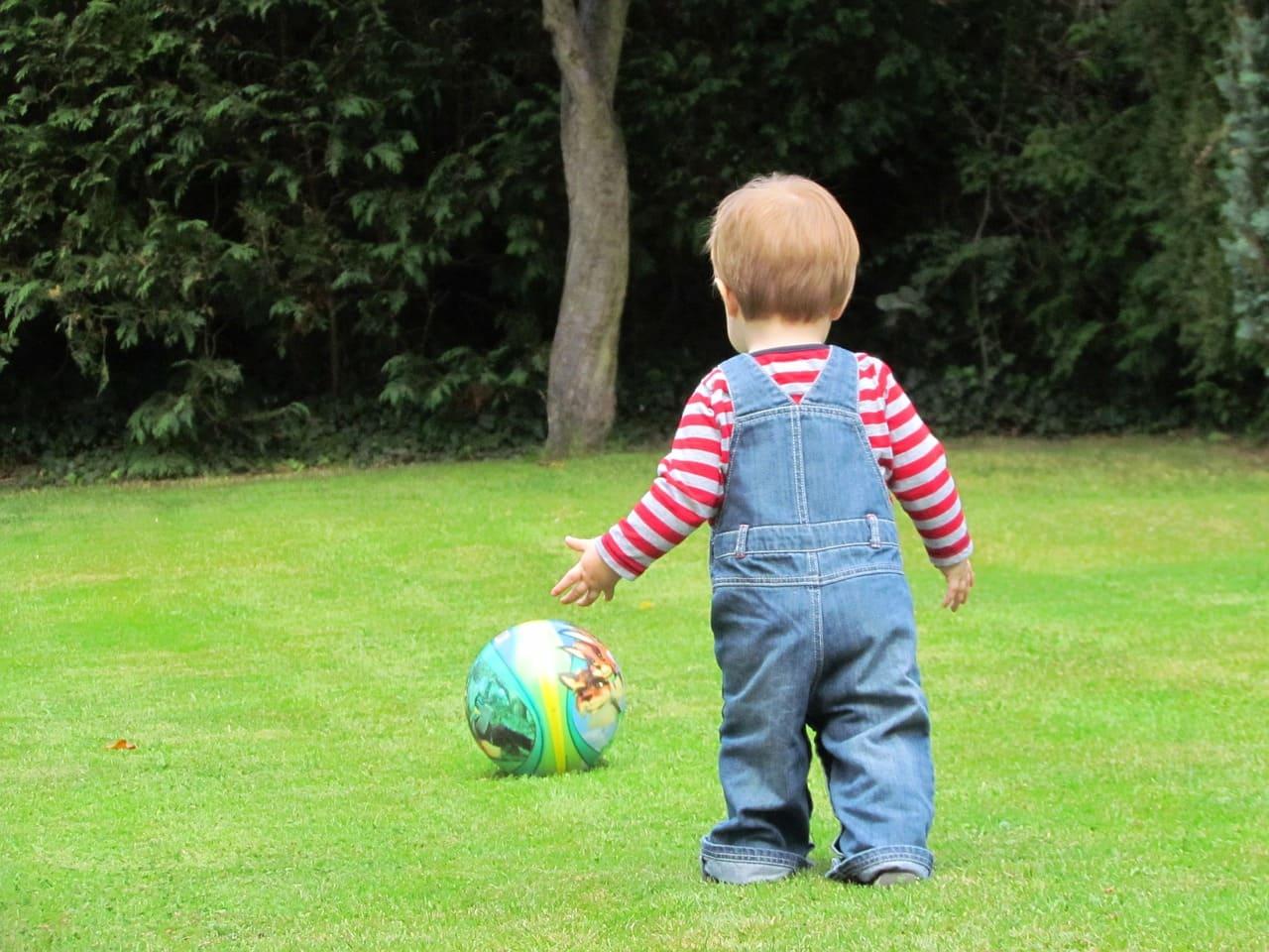兒童球類運動