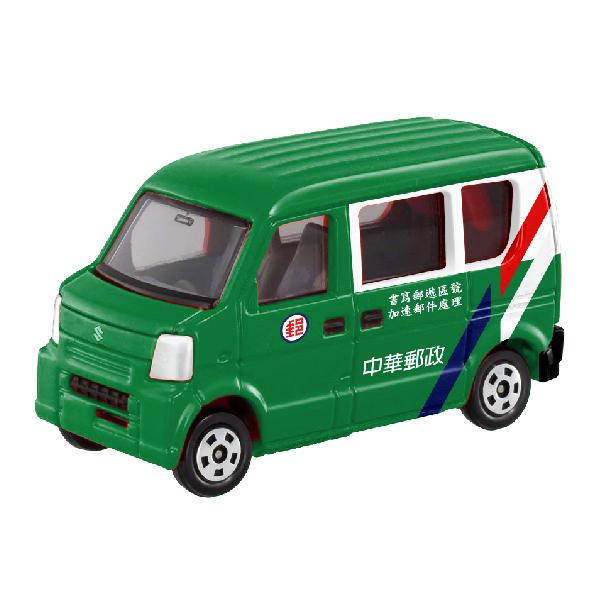 多美小汽車-中華郵政特注車