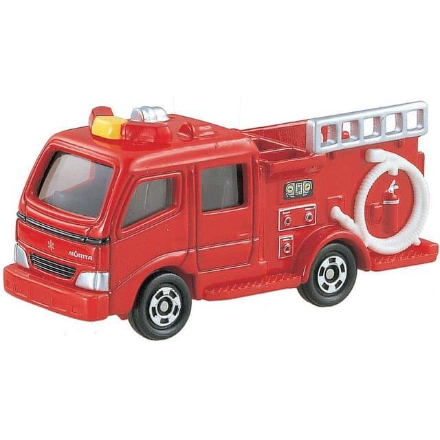 tomica 消防車