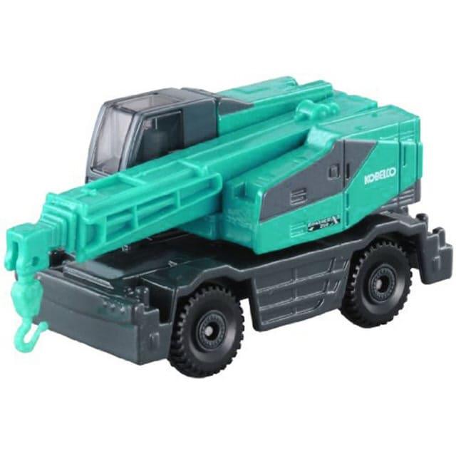 多美小汽車-吊車玩具