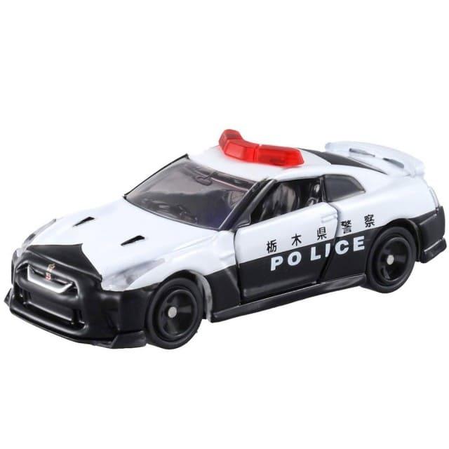 多美小汽車-GTR警車