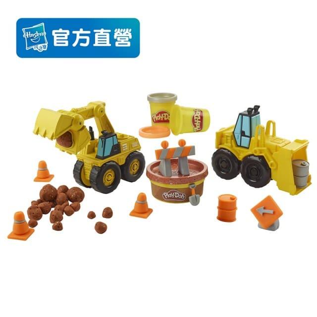 PLAYDOH 培樂多學習系列-挖土機
