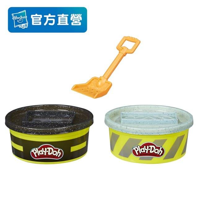 PLAYDOH 培樂多 – 柏油與水泥補充罐