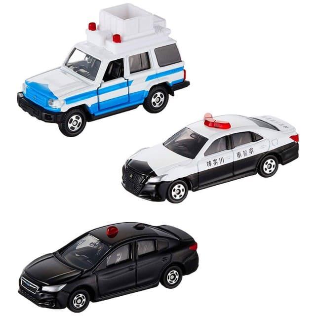 多美小汽車-緊急車輛套組
