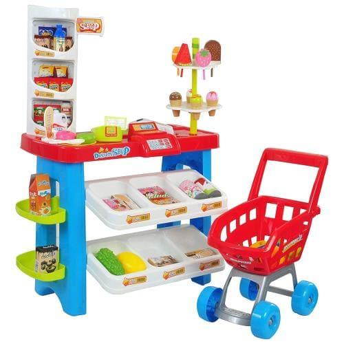 甜點超市收銀玩具