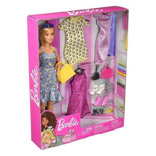 芭比娃娃 - 派對服裝玩具組