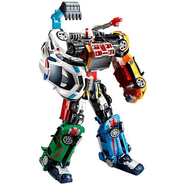 TOBOT 機器戰士 - 無敵鐵甲機器戰神