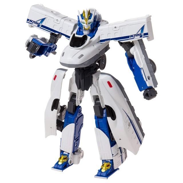 新幹線變形機器人 DXS05 N700A希望號