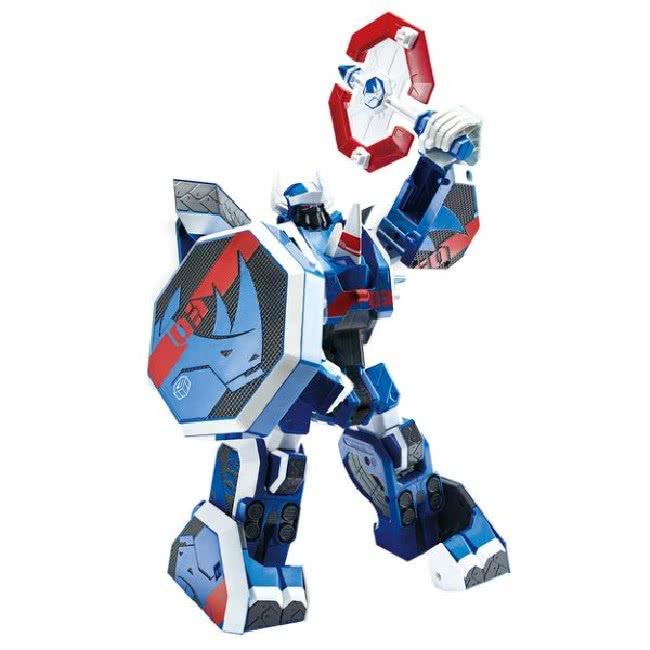 機甲超獸王 藍犀王