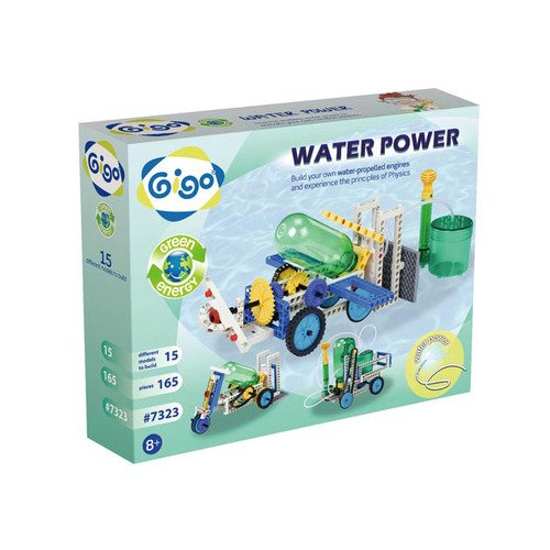 Gigo 水力發電科學玩具