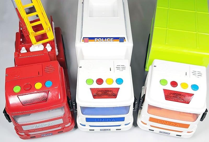 聲光音效玩具車