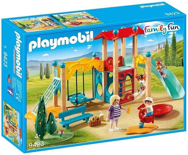 Playmobil 摩比日常系列 – 兒童遊樂場 (9423)