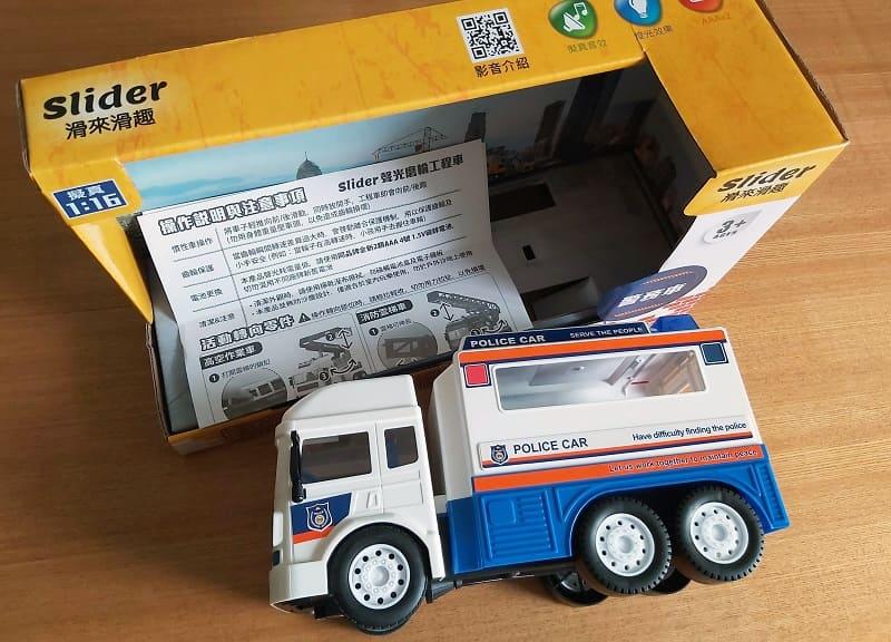 玩具車開箱
