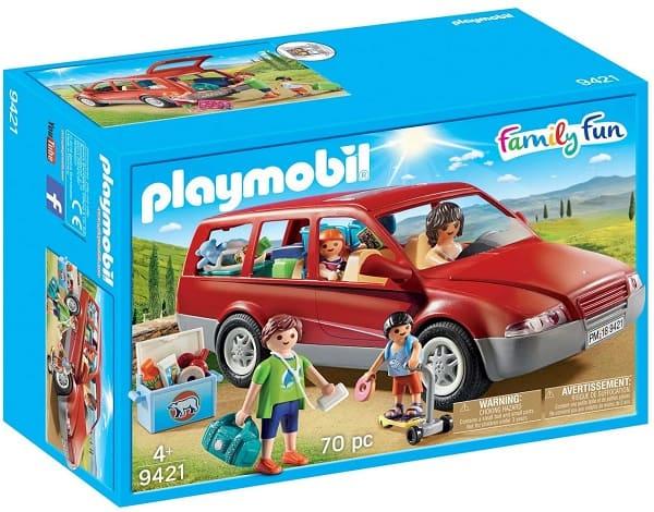 Playmobil 摩比休旅車(9421)