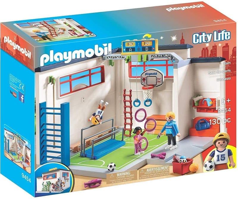 Playmobil 摩比體育館 9454