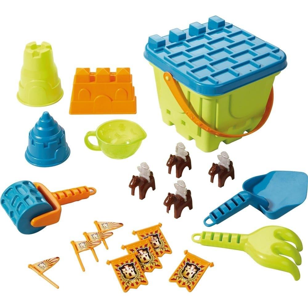 JAKO-O德國野酷 - 蓋沙堡沙雕玩具