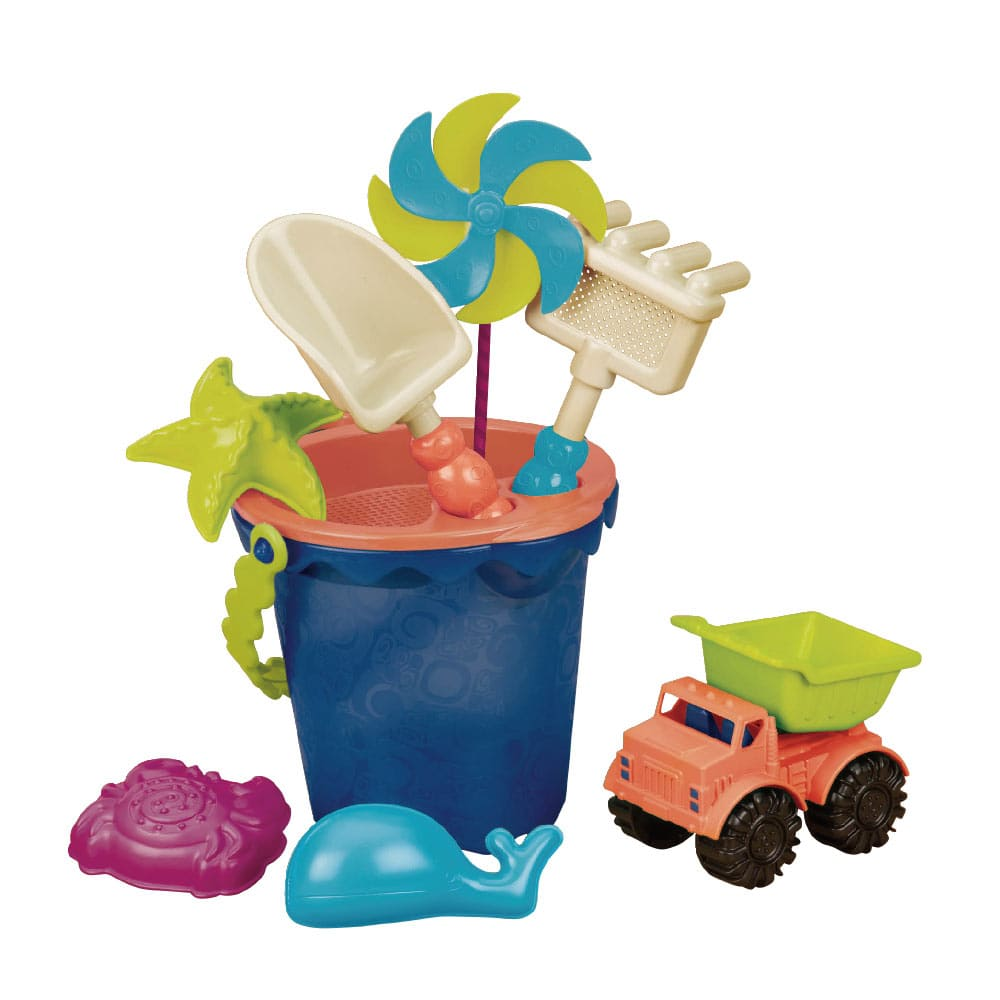 B.Toys 沙趣多多 沙灘玩具
