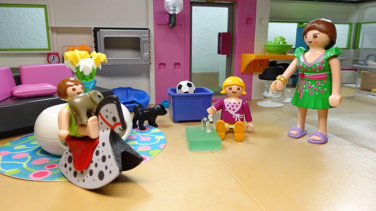 Playmobil 摩比人家家酒遊戲