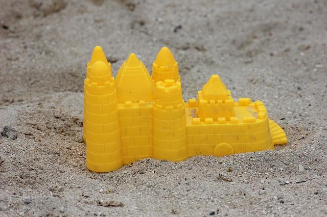 蓋沙雕城堡模具