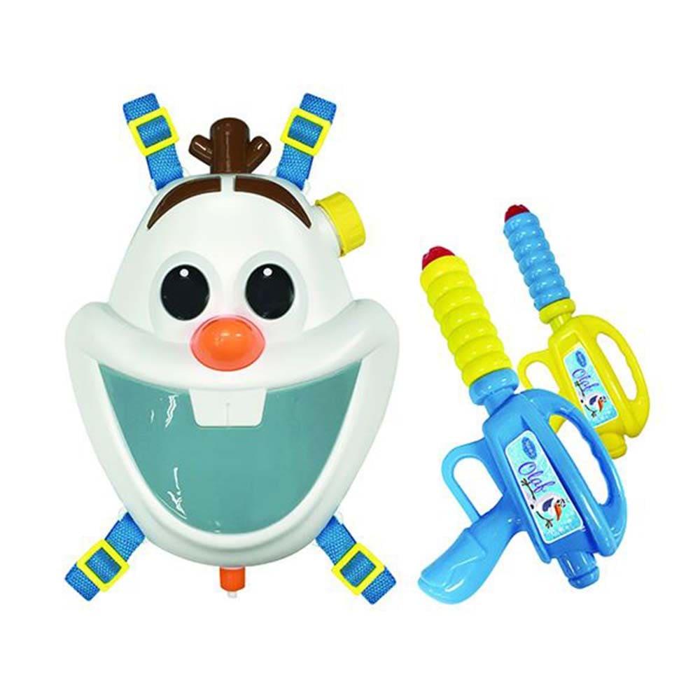 雪寶造型背包水槍