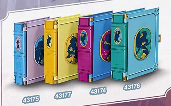 樂高LEGO - 迪士尼公主系列