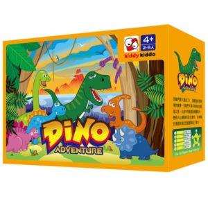兒童親子桌遊 - 恐龍歷險記