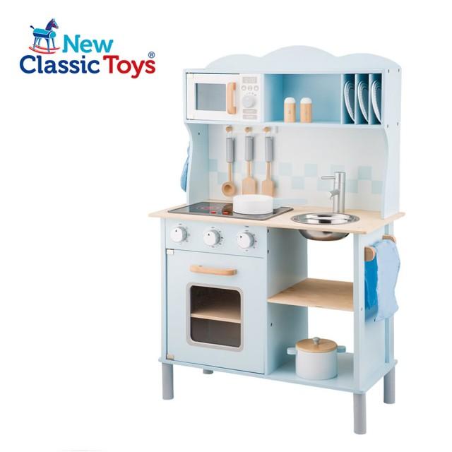 聲光小主廚木製廚房玩具