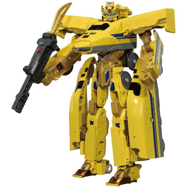 新幹線變形機器人-黃博士